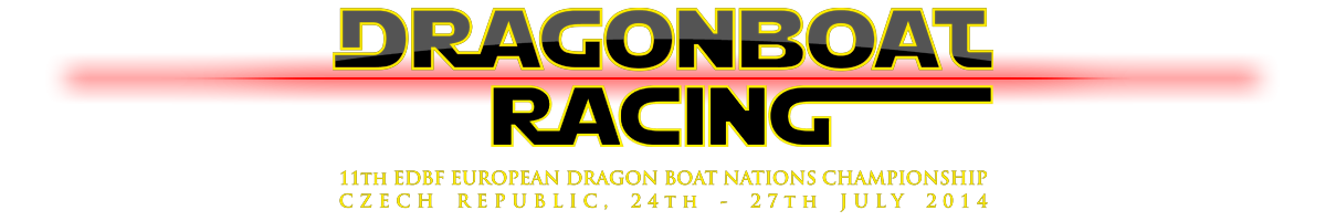 11TH EUROPEAN DRAGON BOAT NATIONS CHAMPIONSHIP